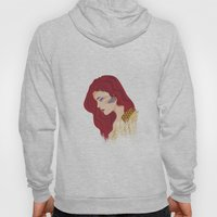 Glam Red Rock Hoody