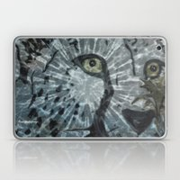 DON'T WORRY I'M NOT MEAN.. Laptop & iPad Skin