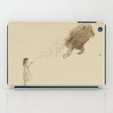 Sandy the Lion iPad Case