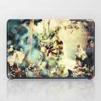flowers & Ice. iPad Case