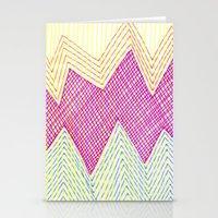 SummerJazz Stationery Cards