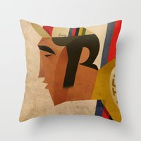 Eddy Throw Pillow