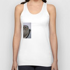 Turn to Clear Vision Unisex Tank Top
