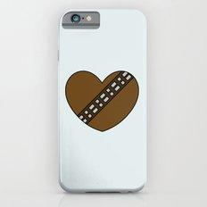 Chewbacca Character Heart Slim Case iPhone 6s