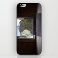 """She Was Stuck In A Th… iPhone & iPod Skin"