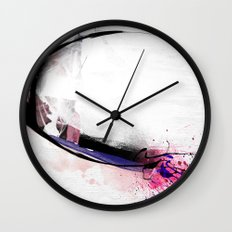 broken dreams Wall Clock