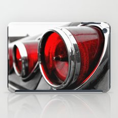 Impala taillights iPad Case