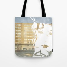URB'ART Tote Bag