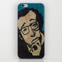 Tsch - Woody Allen  iPhone & iPod Skin