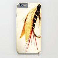 The Blae and Black iPhone 6 Slim Case