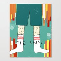 The Shins' Shins Canvas Print