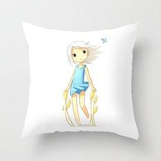 Summer 3 Throw Pillow
