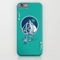 Ace of Spaces iPhone 6 Slim Case