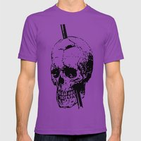 The Skull Of Phineas Gag… Mens Fitted Tee Ultraviolet SMALL