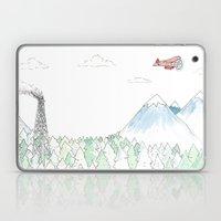 The Woods Laptop & iPad Skin