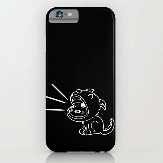 Music Monster  iPhone & iPod Case