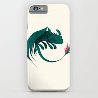 iPhone & iPod Case featuring toothless by yohan sacre