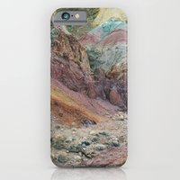 iPhone & iPod Case featuring Calico Mountains by Kevin Russ
