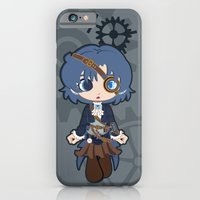 Steampunk Sailor Mercury iPhone 6 Slim Case