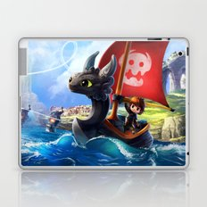 The Dragon Waker Laptop & iPad Skin