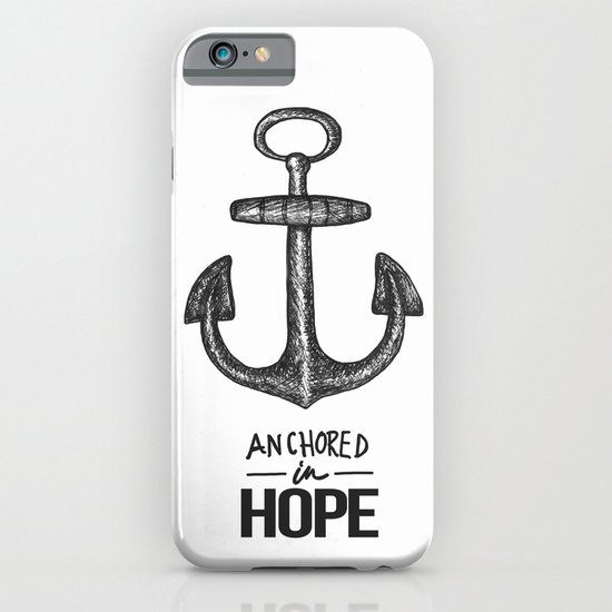 Anchored iPhone & iPod Case