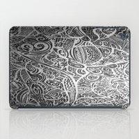 Silver Vivid  iPad Case