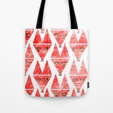 Foxy Pattern Tote Bag