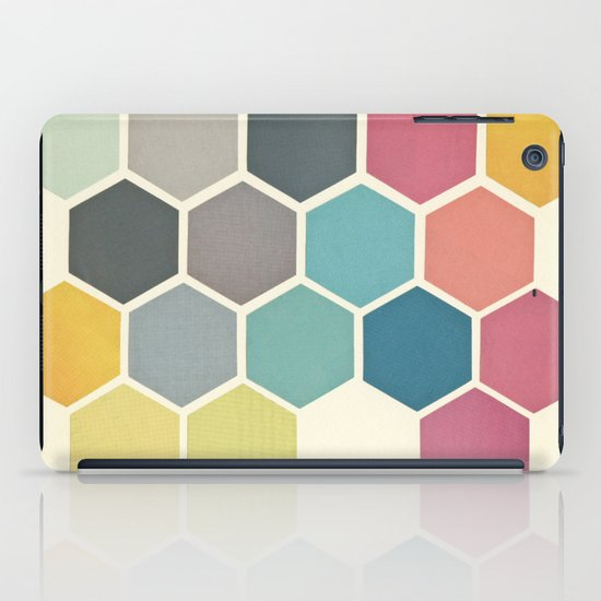 Honeycomb II iPad Case