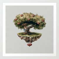 Seed of Love Art Print