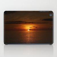 Amazing Sunset iPad Case