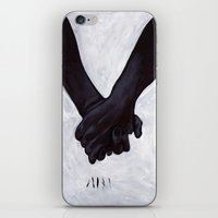 Untitled (dead Things 06… iPhone & iPod Skin