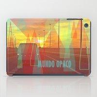 Opaque world iPad Case