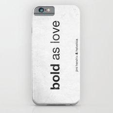 Bold Slim Case iPhone 6s