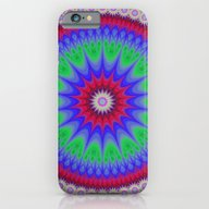 Happy Mandala iPhone 6 Slim Case