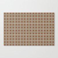 tiles.01 Canvas Print