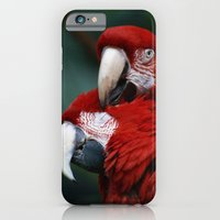 iPhone & iPod Case featuring The color of love by Monster Brand