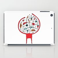holding it all together iPad Case