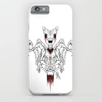 iPhone & iPod Case featuring Pray Harder by Strange things collection