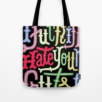The reason i'm never calling you again or either coming to your house. Tote Bag