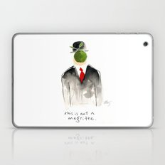 this is not a magritte Laptop & iPad Skin