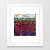 Colors Of The Season (ch… Framed Art Print