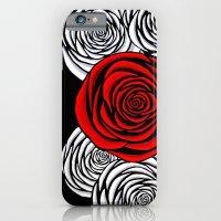Heather's Rose iPhone 6 Slim Case