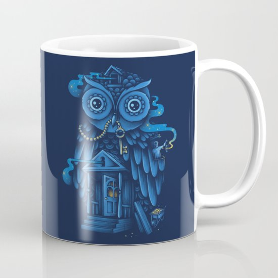 Guardian of the Night Mug