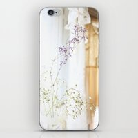 Flower and dresses iPhone & iPod Skin