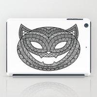 Halloween Cat iPad Case