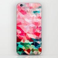 Polygon Pattern II iPhone & iPod Skin