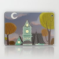 House Laptop & iPad Skin
