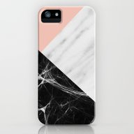 Marble Collage iPhone (5, 5s) Slim Case