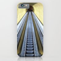iPhone & iPod Case featuring Retro Metro by Sir Harvey Fitz