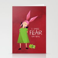 Louise Has Your Scent Stationery Cards